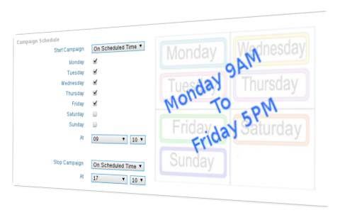 campaign scheduling software